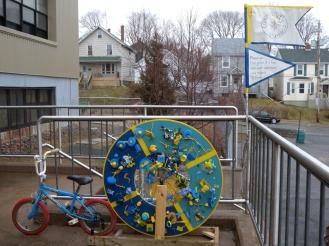 Community Compass, Spirit Wheel Bike