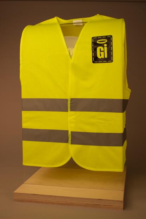Good Intentions - vest front in progress